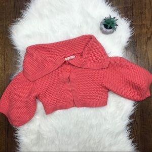 Stella McCartney Baby Gap Pink Cardigan Sweater